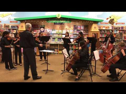 Lindero Canyon MS Orchestra eklektikos members