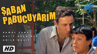 Şaban Pabucu Yarım - HD Türk Filmi (Kemal Sunal)
