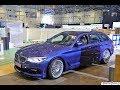 BMW Alpina B5 Biturbo Touring - Geneva Motor Show 2018