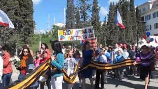 Праздник День Победы Судак Крым 9 Мая 2015