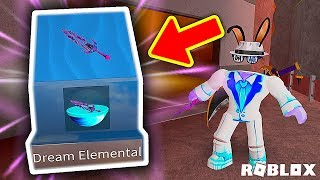THE OWNER GAVE ME THIS!!! *SUPER RARE* (Roblox Assassin)