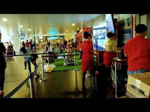 My Daily Flight With Xpressair Bandung - Padang