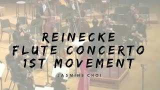Carl Reinecke - Flute Concerto in D major, Op. 283: I. Allegro molto moderato 최나경