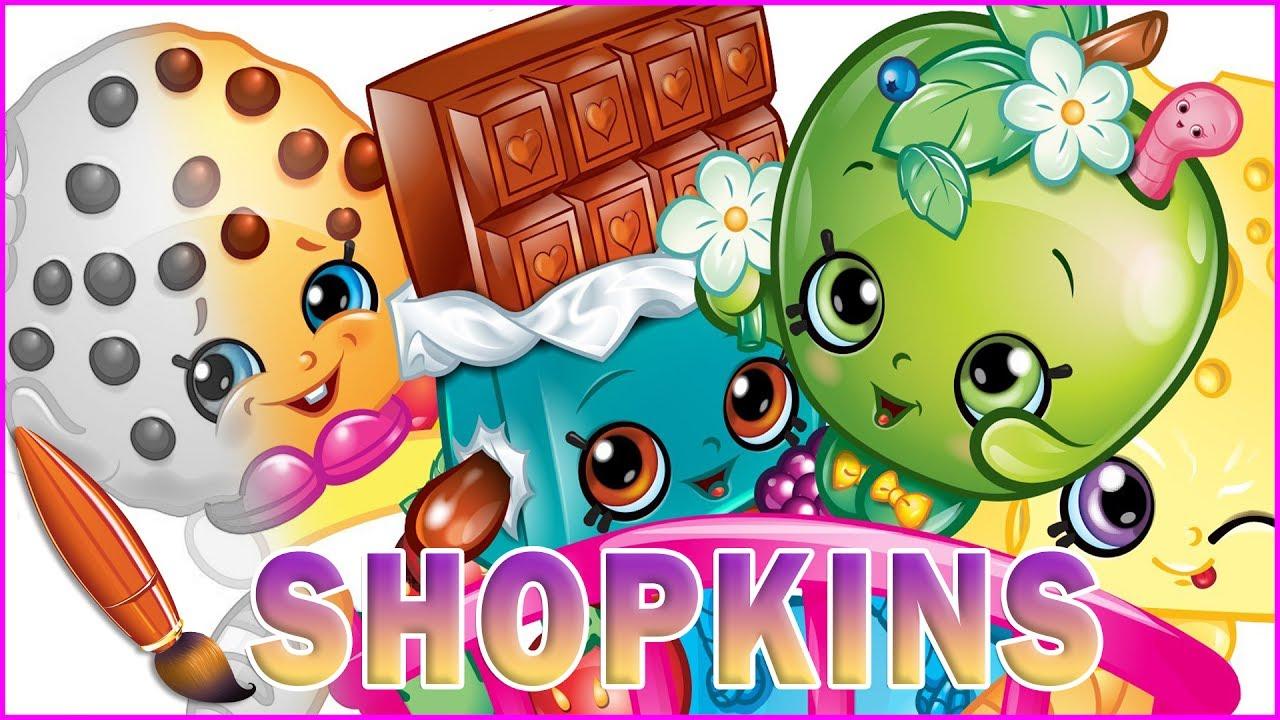 Cheeky Chocolate Kooky Cookie And More Shopkins