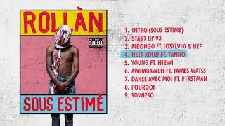 ROLLÀN - Sous Estimé (EP Sampler)