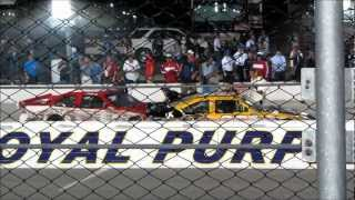 Darlington Raceway Scuffle Ryan Newman Kurt Busch