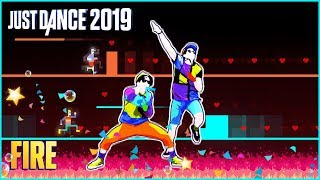 Just Dance 2019: Fire by LLP Ft. Mike Diamondz   Official Track Gameplay [US]
