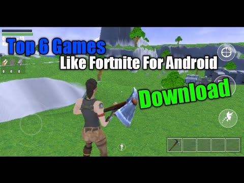 Fortnite Android Top6FanGames Download 