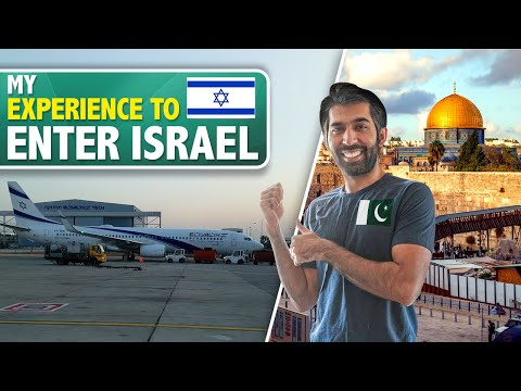 Hard And Difficult Process To Visit Jerusalem | Pakistani Origin Muslim