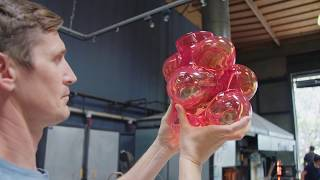Master The Art of Glass Blowing with Siemon & Salazar   Showcase Series