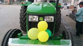 New John Deere 5050 D power tractor .Rs..660000