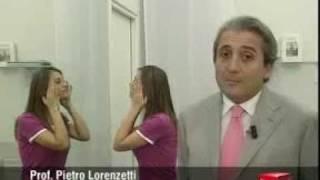 Chirurgia estetica per gli occhi - Prof. Pietro Lorenzetti, chirurgo plastico