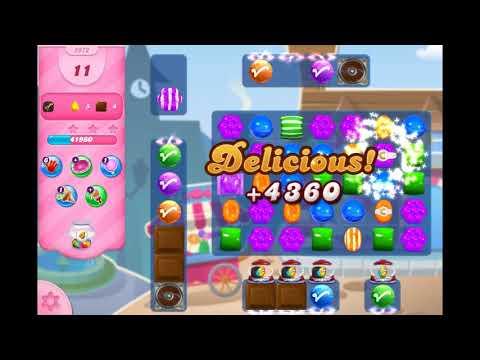 Candy Crush Saga - Level 2972 ☆☆☆