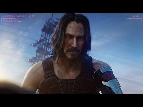 CYBERPUNK 2077 E3 2019 ÖZEL SUNUM İLK BAKIŞ
