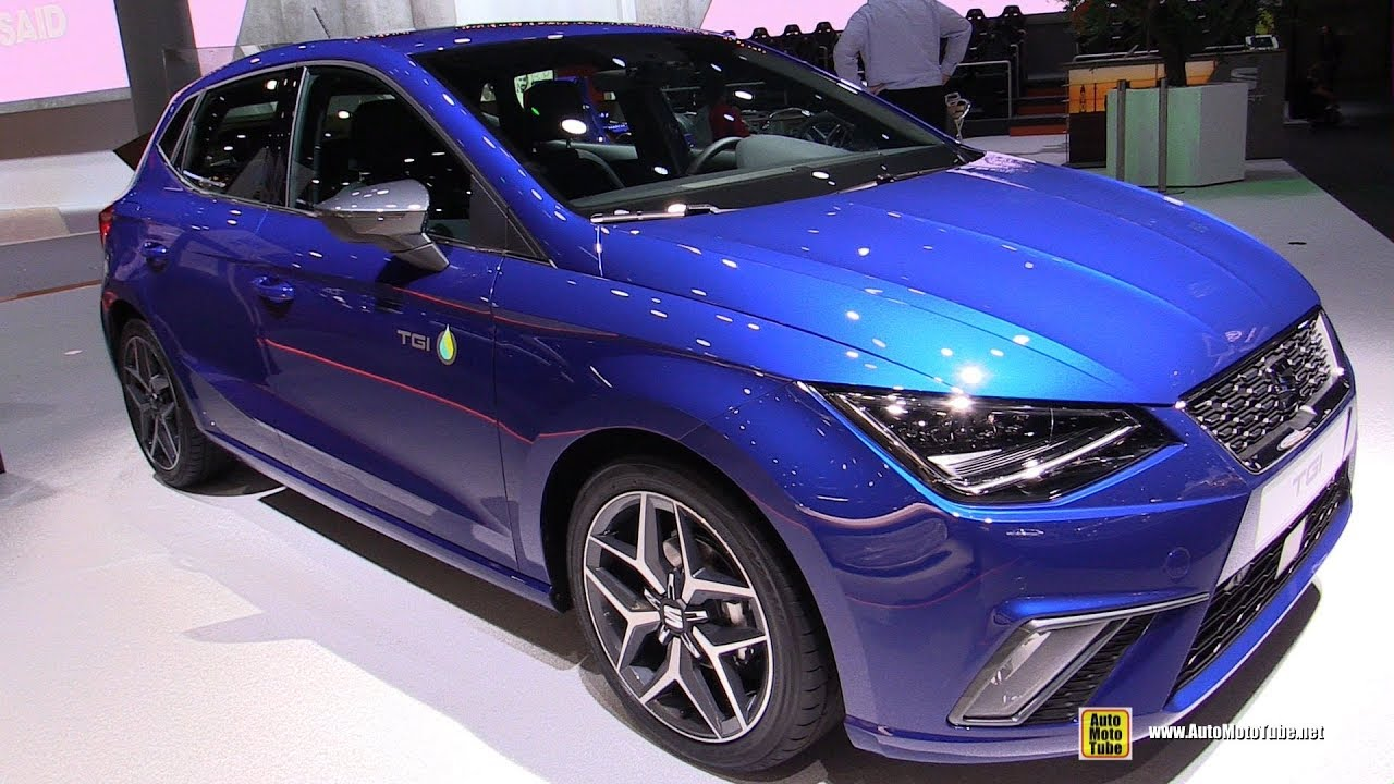 2018 seat ibiza tgi exterior and interior walkaround. Black Bedroom Furniture Sets. Home Design Ideas
