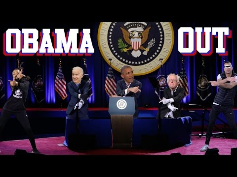 OBAMA OUT // Songify the Farewell Address