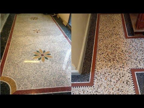 How To Make Terrazzo Floor Design Photo