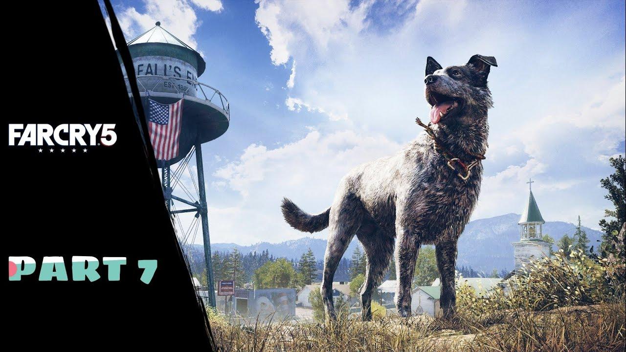 FAR CRY 5 | Gameplay Walkthrough | Part 7 | US AUTO