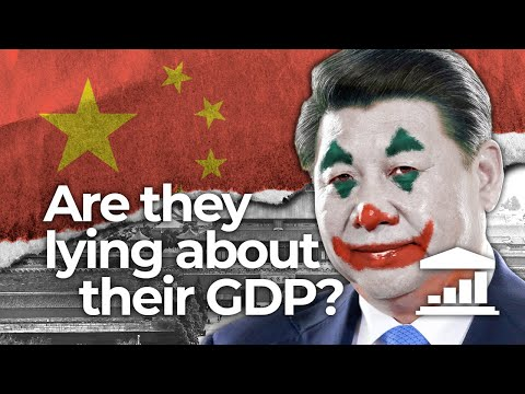 Is CHINA LYING about it's GDP growth? - VisualPolitik EN