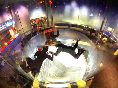 Indoor Cloud League - 3 March 2017 - iFLY Tampa - Footage