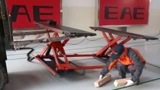 EE-MR35 MID RISE SCISSOR LIFT