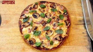Keto Pizza (Fathead Crust)  Keto Recipes  Headbangers Kitchen