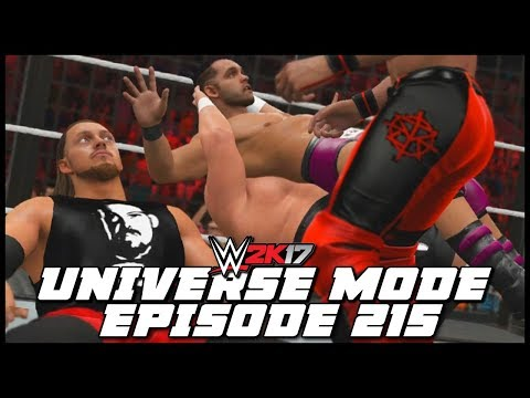 WWE 2K17 | Universe Mode - 'ELIMINATION CHAMBER PPV!' (PART 3) | #215