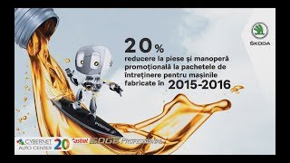 20% reducere la piese și manoperă promoțională la pachetele de întreținere