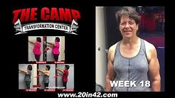 Jacksonville FL Weight Loss Fitness 24 Week Challenge Results - Tina Christian