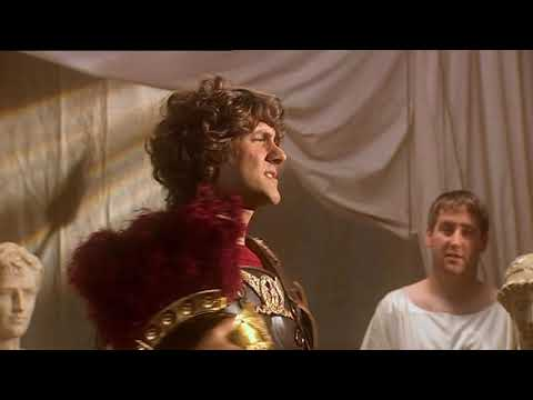Horrible Histories   Rotten Romans general tries desperately to appease all the right gods