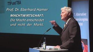 MACHTWIRTSCHAFT - Die Macht entscheidet und nicht der Markt - Prof. Dr. Eberhard Hamer