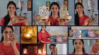 Home decor ideas tamil | Affordable Home decor items online shopping haul | Decoration ideas| Meesho