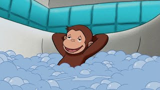 George the Plumber 🐵Curious George 🐵Kids Cartoon🐵Kids Movies🐵Videos for Kids