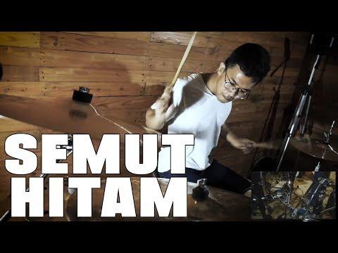 C-FOUR - Semut Hitam (Godbless cover drum playthrough)