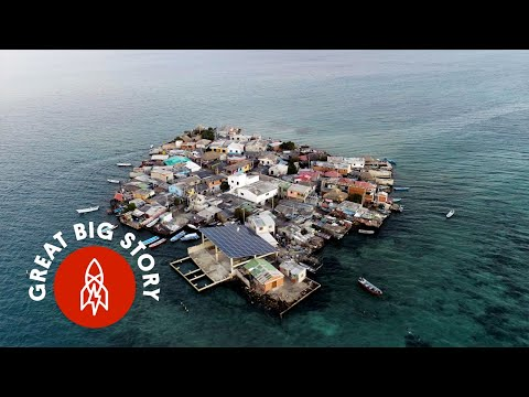 Living on the Most Crowded Island on Earth