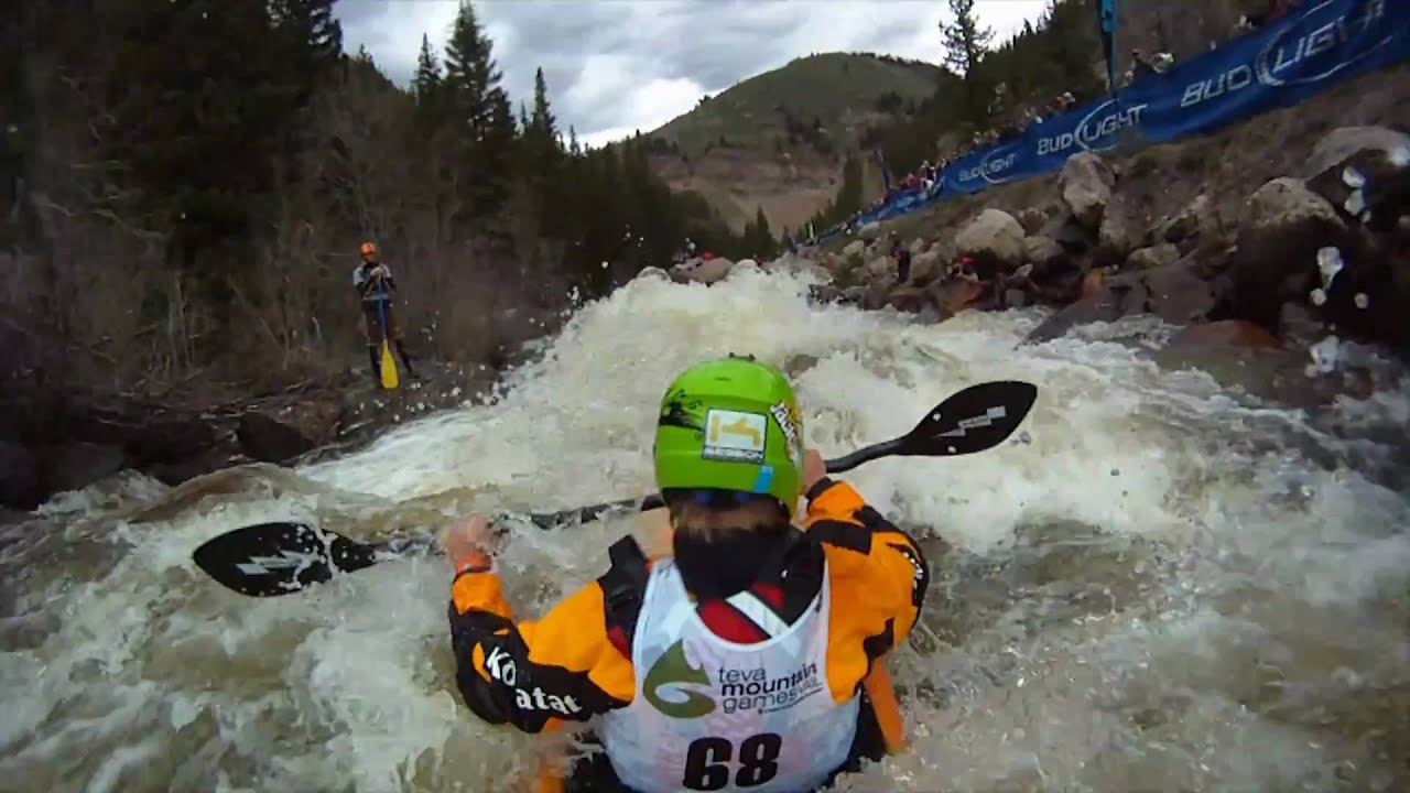 GoPro HD HERO Camera Kayak Competition