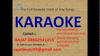 Vande Mataram Anandmath Lata Mangeshkar Karaoke Track