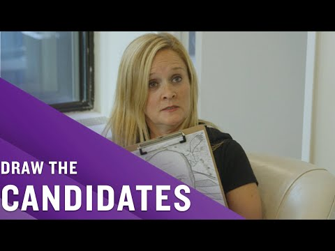 Full Frontal Staffers Draw the Candidates from Memory | Full Frontal on TBS