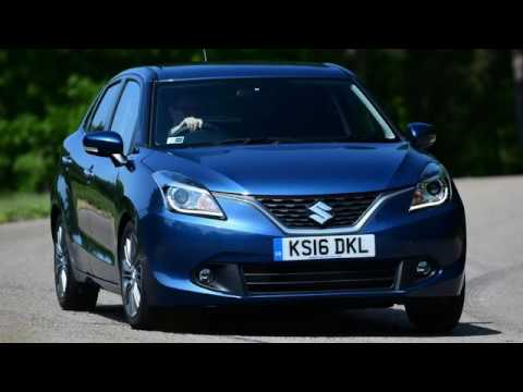 2017 suzuki baleno special edition youtube. Black Bedroom Furniture Sets. Home Design Ideas