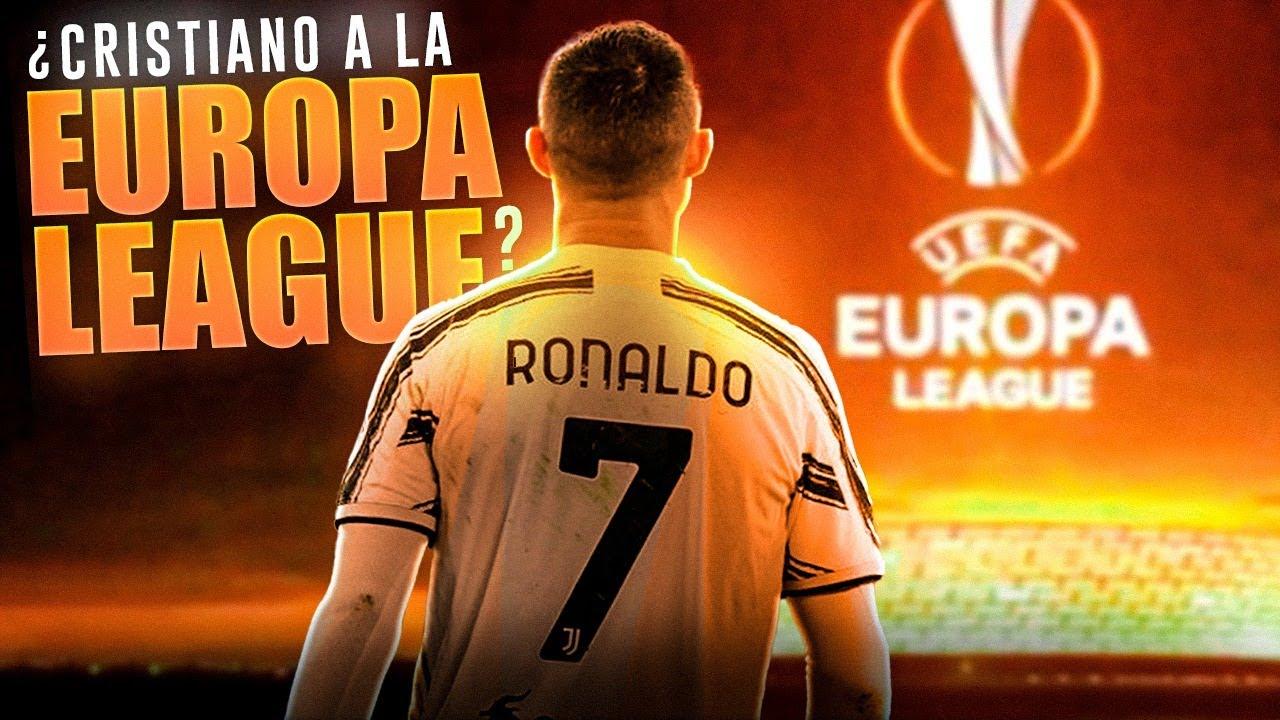 """CRISTIANO le dijo """"SÍ"""" a la Europa League"""