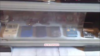 Diy Nintendo Gameboy Display Cabinet