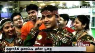 Dandiya Dance fever gripping the city of Chennai
