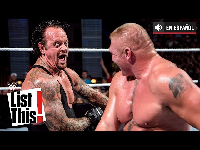 5 rivalidades renovadas una década después: WWE List This!