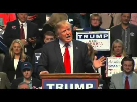 Donald Trump: ►Clinton und Obama haben ISIS geschaffen◄ Hillary Clinton
