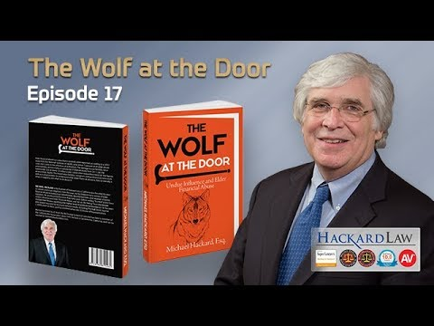 The Wolf at the Door: Ep. 17 | Contingency Fees in Elder Financial Abuse Lawsuits