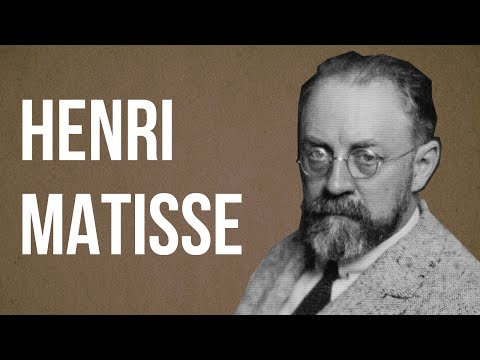 ART/ARCHITECTURE - Henri Matisse