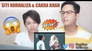 Singers React to Seluruh Cinta feat Cakra Khan Live Dato Siti Nurhaliza Friends Concert MP3