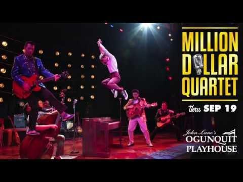 Million Dollar Quartet Presented By Ogunquit Playhouse