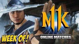 Become The Shaolin - WEEK OF! Kung Lao - Mortal Kombat 11 Online Matches