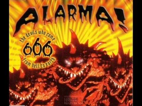 ♪♪ ALARMA  666  Clásicos del Trance  Radio Edit  ♪♪